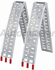lightweight loading ramps